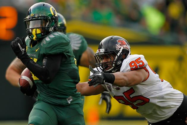 Oregon State Football: Most Important Players in Civil War vs. Oregon