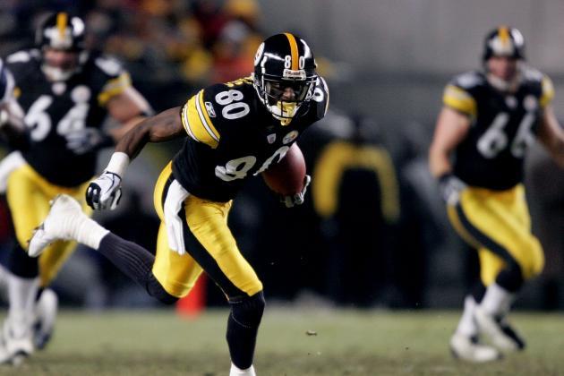 BUrress Thinks He Can Help Steelers