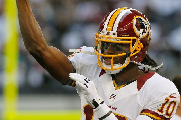 Could RGIII Be MVP?