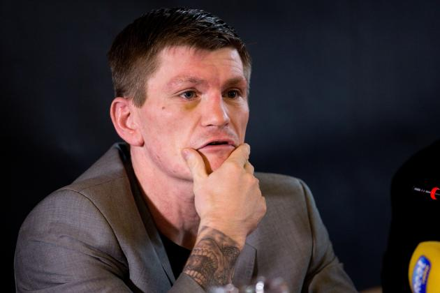 Hatton: You're Going to See a Better Version of Me Against Senchenko