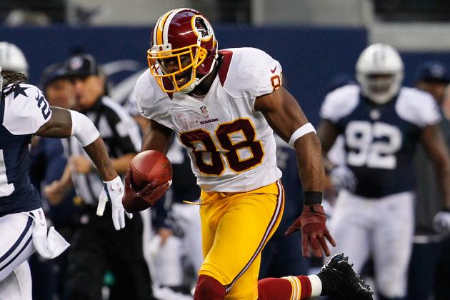 Pierre Garcon's Blazing Speed Back Again