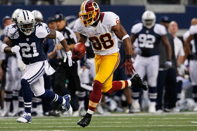 Washington Redskins 38-31 Dallas Cowboys: 4 Talking Points from Redskins Big Win