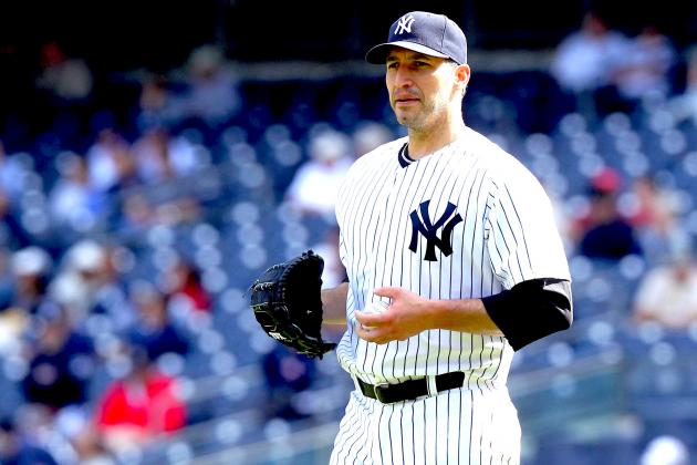 Andy Pettitte Expected to Make Decision on 2013 by the End of Next Week