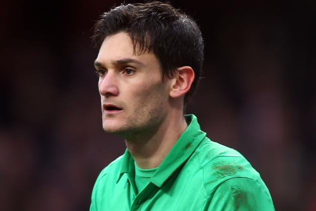 Hugo Lloris Demands More Games