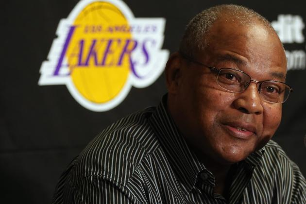 Bernie Bickerstaff's Long Journey Through Life Makes Time with Lakers Special