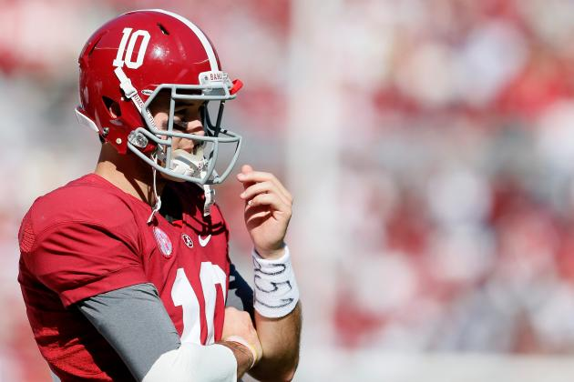 Stability at Quarterback Has Been a Hallmark of the Nick Saban Era at Alabama