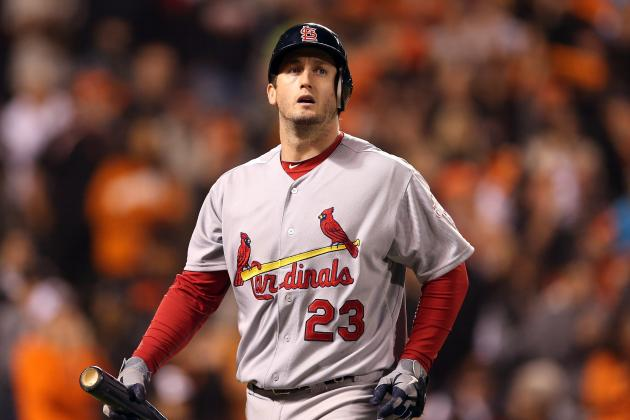 David Freese OK After Crashing Car into Tree to Avoid Hitting Deer
