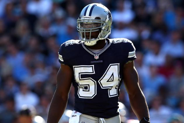 Cowboys Fear Bruce Carter Could Be Lost for Season