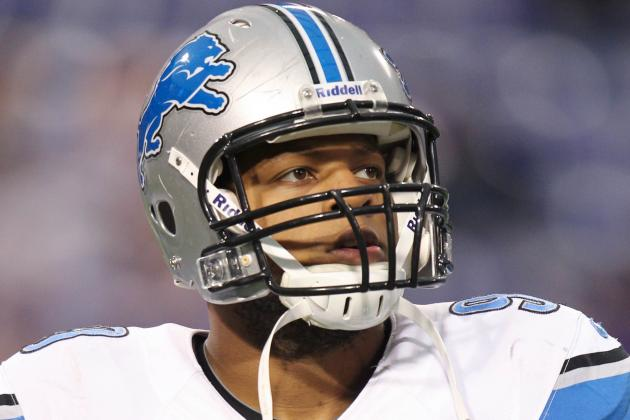 Was Ndamukong Suh's Kick an Accident?