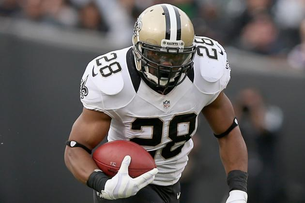 Mark Ingram's Role Becoming Clear