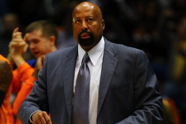 ESPN.com Mistakenly Lists NY Knicks Coach Mike Woodson on Bench as G/F