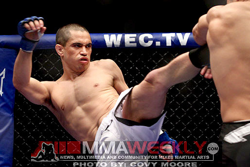 Flyweights John Moraga and Chris Cariaso Round Out UFC 155 Card