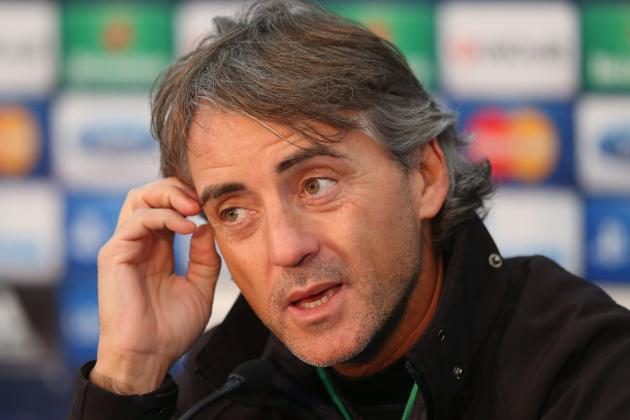 Roberto Mancini Fears Positive Chelsea Response to Change of Manager