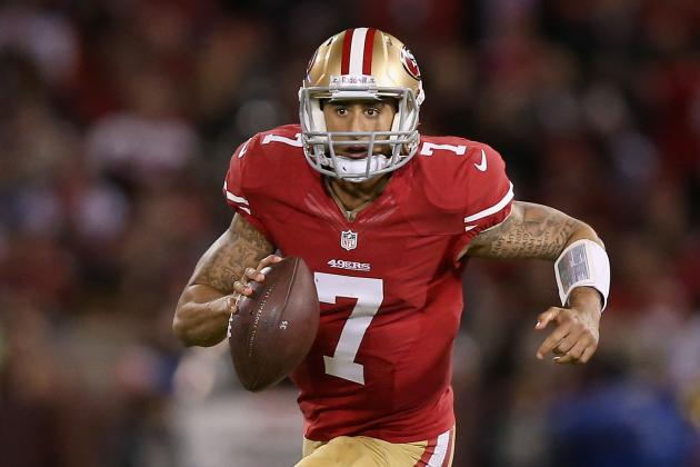 Kaepernick Only Aware He'll Get First-Team Reps