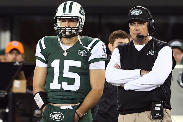 Rex Ryan on Tim Tebow vs Patriots: 'People Have Played with Cracked Ribs.'