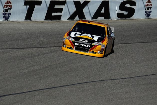 Jeff Burton Has Carpal Tunnel Surgery on Wrist