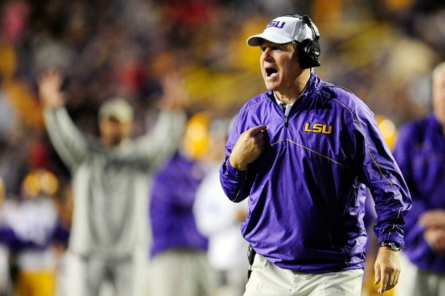 LSU Tigers Seek Another 10 Win Season