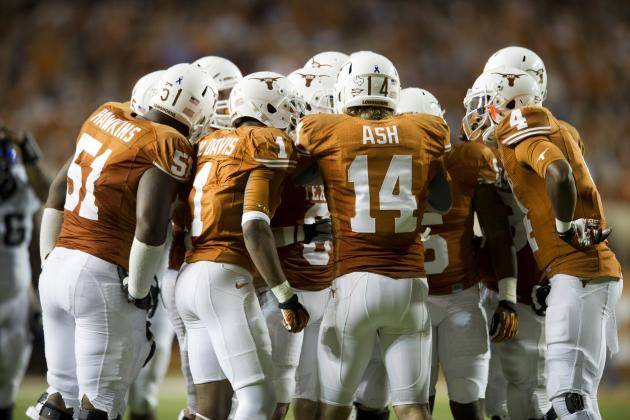 TCU vs. Texas: Loss Should Drop Overrated Longhorns from BCS Top 25