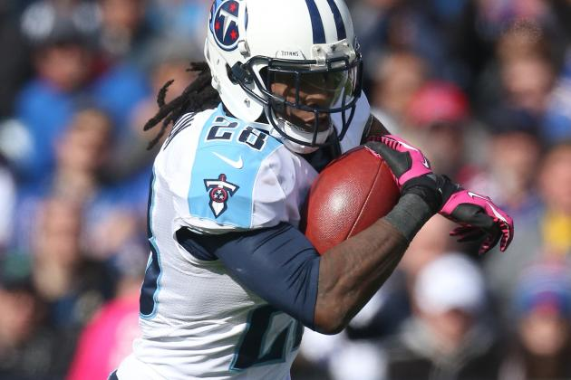 Tennessee Titans' Chris Johnson Says He's Valuable as NFL Back