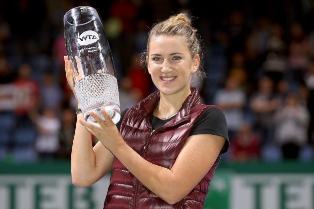 Azarenka, Sharapova, Williams, Stosur Playing in Birsbane