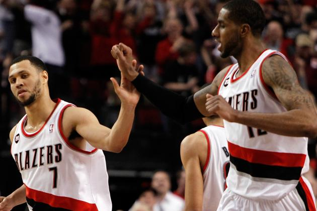 Aldridge, Roy Weren't Best of Friends off the Court