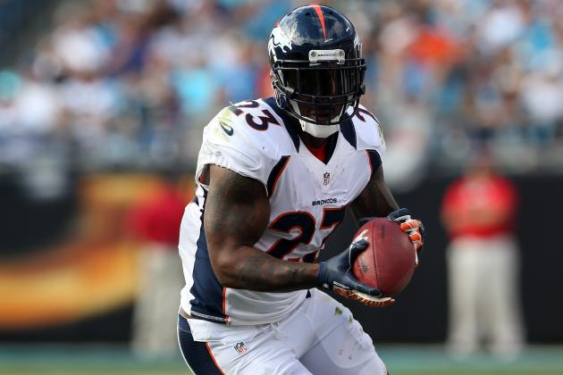 Without Willis McGahee, Broncos Have a Running Riddle to Answer