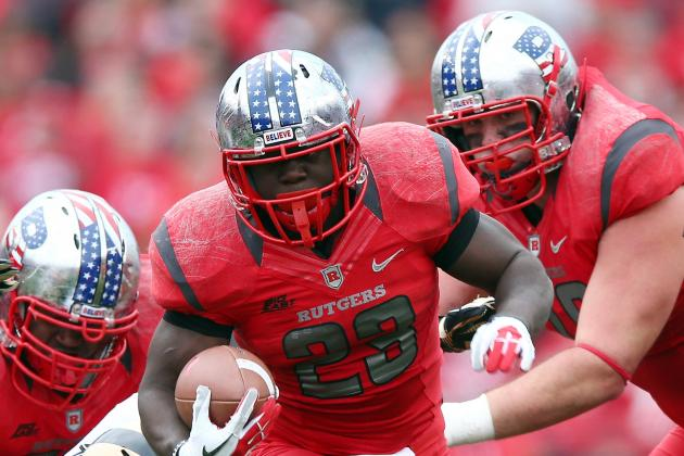 Rutgers, Louisville Fight for BCS Spot