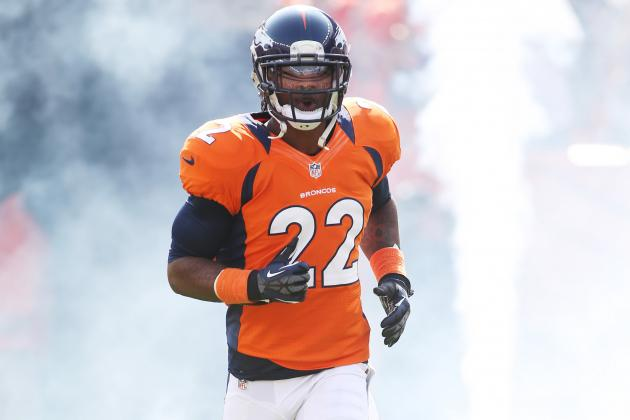 Tracy Porter Cleared to Play for Denver Broncos vs. Kansas City Chiefs
