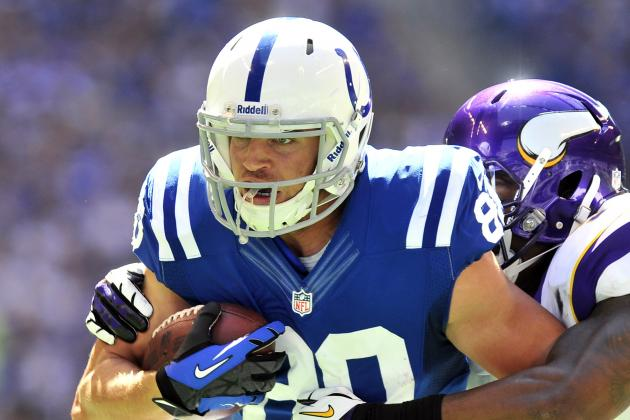 Colts Cory Redding, Vonate Davis, Coby Fleener Could Play Sunday