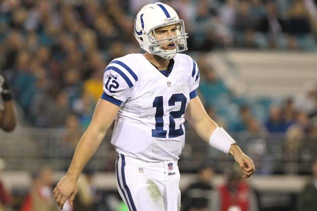 Indianapolis Colts' Andrew Luck Eager to Rebound vs. Bills
