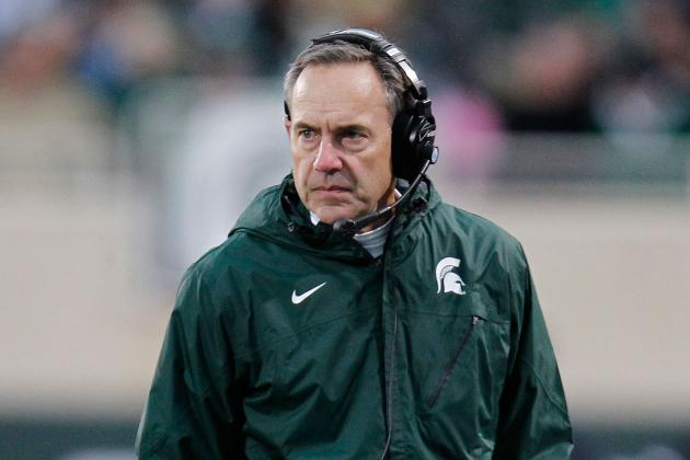 Mark Dantonio: 'I'm Not Over the Hill'