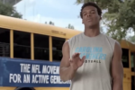 Cam Newton Showed Up by Little Kid in Amazing New Ad