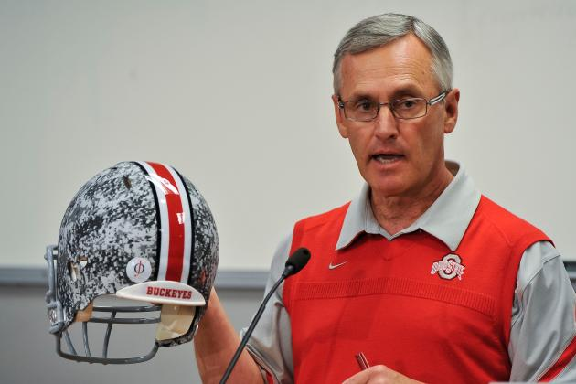 Jim Tressel Returns to Ohio State Saturday