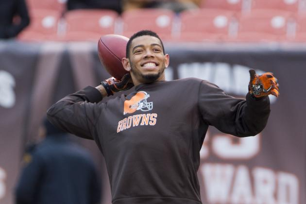 Browns Cornerbacks Joe Haden, Buster Skrine Continue to Practice Despite