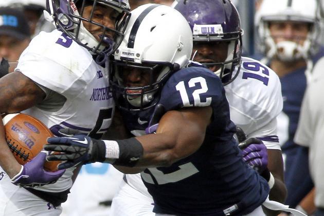 Senior Morris Helps Keep Penn State Intact