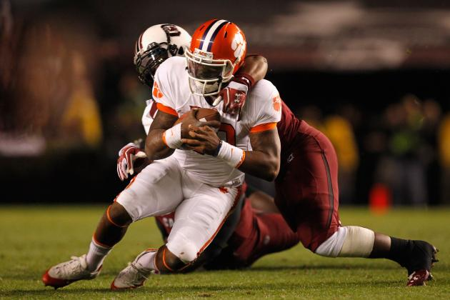 Clemson Offense Faces Test Against SC D