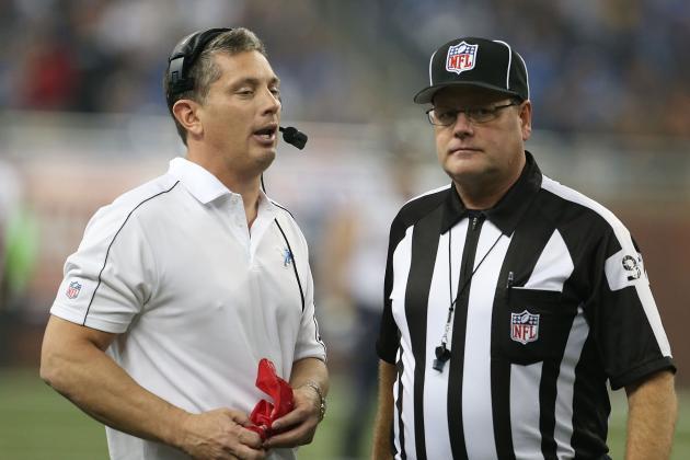 Lions vs. Texans: NFL Completely at Fault for Jim Schwartz Debacle