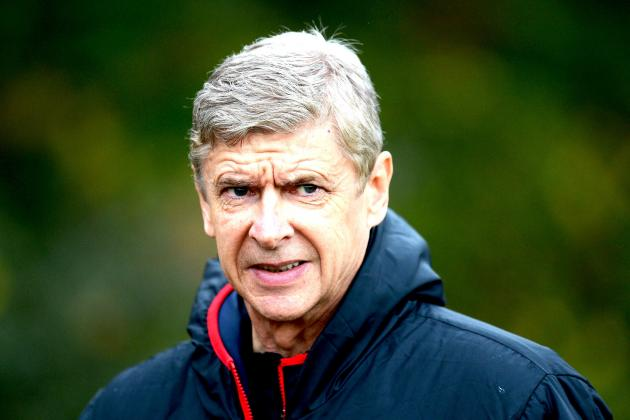 Arsenal Transfer News: Arsene Wenger Says Arsenal Need Another Striker