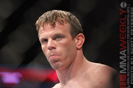 UFC Veteran Dennis Hallman Loses Home to Thanksgiving Fire