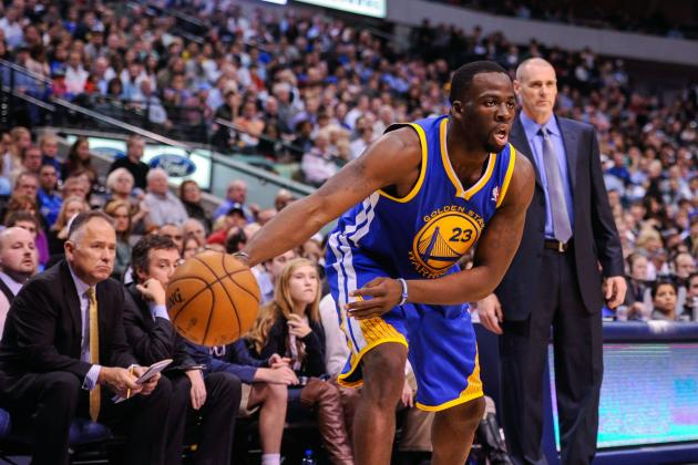 Draymond Green Earning Playing Time for Warriors