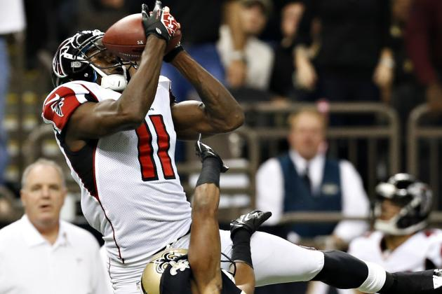 Julio Jones: Atlanta Falcons Could Take Lesson from Reggie Bush