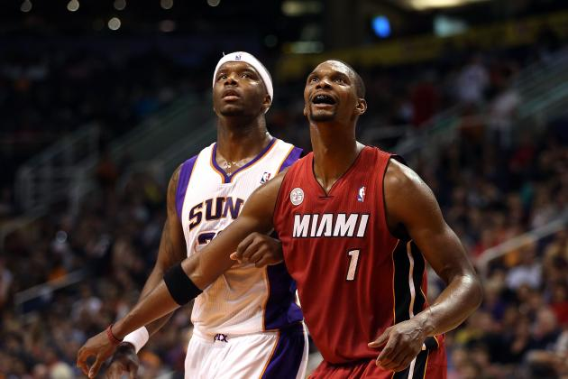 Chris Bosh Isn't Worried About What You Think He Should Do