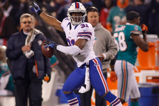 Bills' Byrd Turns into Top-Level Safety