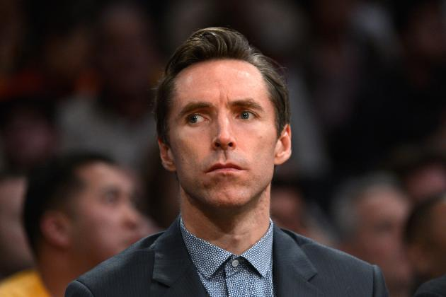 Steve Nash to Be Reevaluated on Monday
