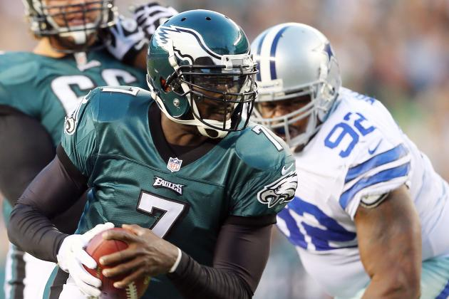 Vick Advances into Phase 2 of Concussion Recovery