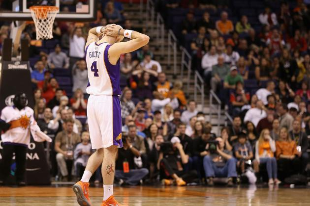 Phoenix Suns: Why Marcin Gortat Will Not Be Traded
