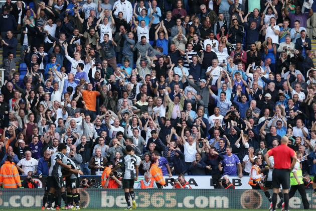 'Fifty Thugs' Attacked Spurs Fans