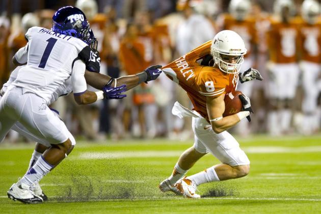 TCU vs. Texas: Loss Should Drop Overrated Longhorns from BCS Top 25