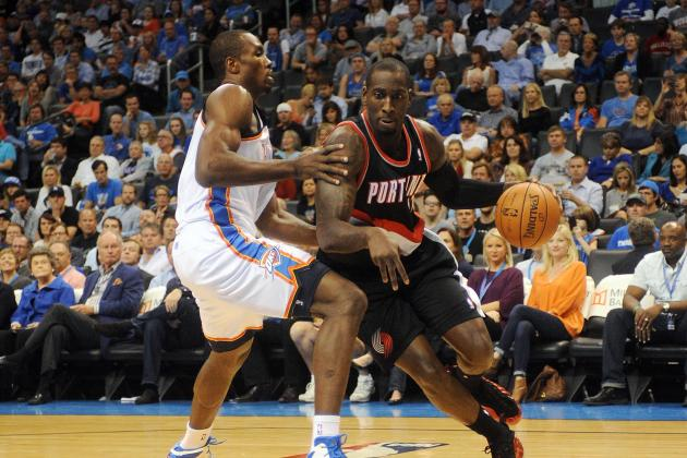 J.J. Hickson Will Return Tonight for Blazers