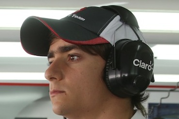 Sauber Confirms 2013 Driver Line-Up